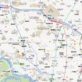 愛子さんの学校の近くには、こんなに最寄駅があります