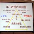 ICT活用の大前提