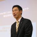 日本マイクロソフト 業務執行役員 文京ソリューション本部長の中川哲氏