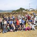 小学生たちのボランティア活動
