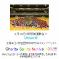 Charity Sports Festival 2012