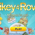 『Mikey & Rovie - Mermaid Island』起動画面