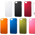 「SoftBank SELECTION ラバーケース for iPhone 5」