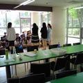 【スユ英語村】入所初日、まずはレベルテストを行い10人前後にグループを分ける