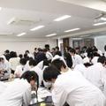 2012年1月の公開授業の様子