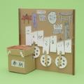 文部科学大臣奨励賞…片山泰一(小4) 「こんぴらちょきん箱」
