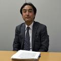 SAPIX中学部 教育情報センター次長の高橋淳氏