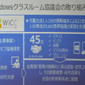 Windowsクラスルーム協議会の取り組み