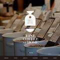 常盤珈琲焙煎所のホームページ