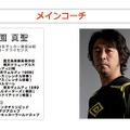 サッカーキャンプ2014 in鹿児島 メインコーチ