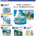 政府広報オンライン「水の事故、山の事故を防いで 海、川、山を安全に楽しむために」