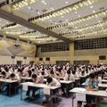 数学甲子園2014 予選の様子(東京会場)