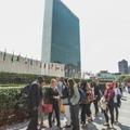 国連本部の訪問