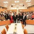 ヤン・エリアソン国連副事務総長と参加者たち