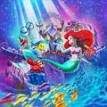ング・トリトンのコンサート (c) Disney