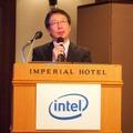 インテルの常務執行役員 平野浩介氏