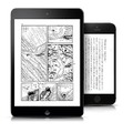「Kindle for iOS」利用イメージ