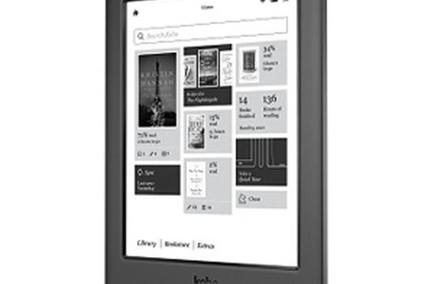 解像度1,448×1,072ピクセル(300ppi)E Inkスクリーン搭載の「Kobo Glo HD」が国内で発売
