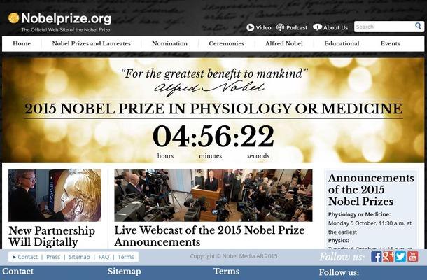 Nobelprize.org