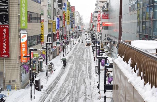 1/23-25また大荒れか…西日本中心に大雪、受験生は注意を(画像はイメージ)