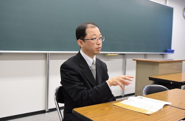Z会エデュース 首都圏中高一貫事業課長 寺西隆行氏