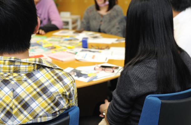 参加者は、難関大学を目指す首都圏有数の進学校の生徒10名