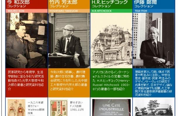 工学院大学・図書館(Webサイト)
