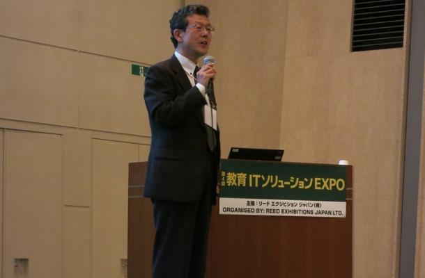 佐賀県教育委員会 教育情報化推進室室長の福田孝義氏