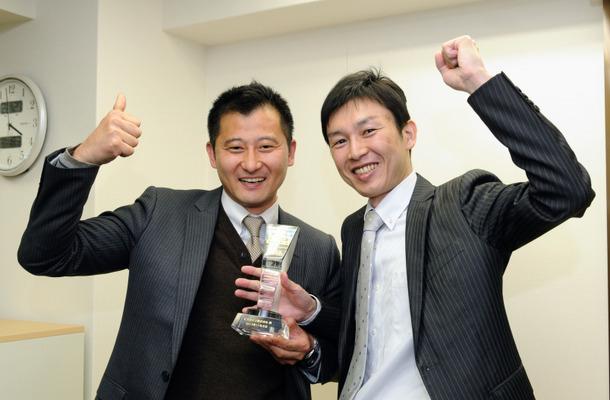 ビズメイツはオンライン英会話サービスの「ブランドの信頼度」部門賞を受賞