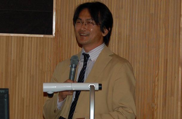 東京大学 馬場章教授