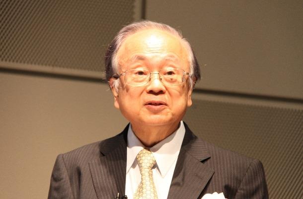 東京工業大学 名誉教授 清水康敬氏