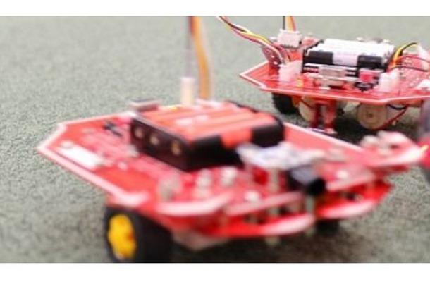 車型ロボット(TJ3B)