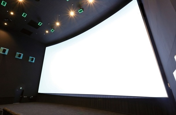 「TCX」 (TOHO CINEMAS EXTRA LARGE SCREEN)(R)
