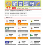【中学受験2015】2/1実施の開成・駒東・渋渋の入試問題が公開