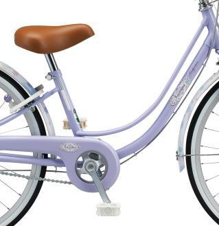 ... テイストの女児向け自転車発売