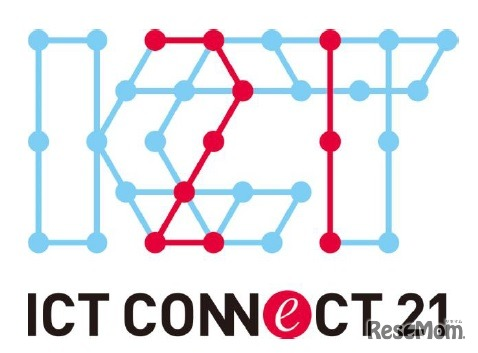 ICT CONNECT 21ロゴ