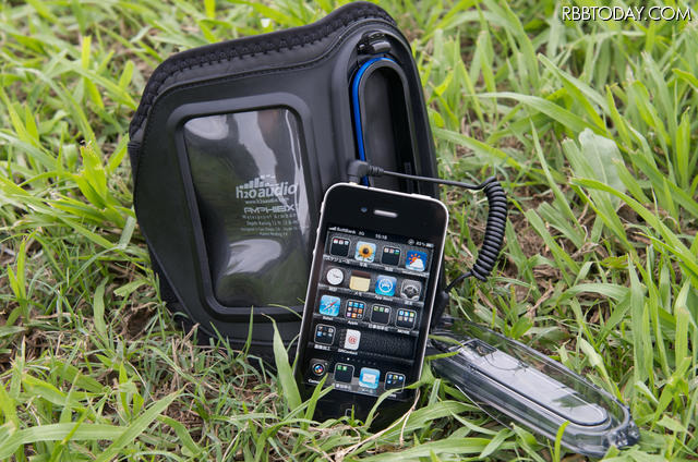 H2O Audio AMPHIBX Waterproof Armband