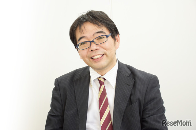 サピックス小学部教育情報センター本部長・広野雅明氏
