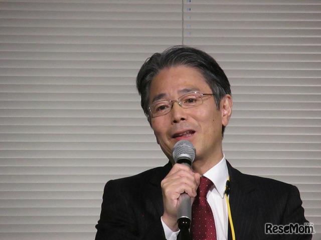日本政策金融公庫の担当者による「国の教育ローン」の講演