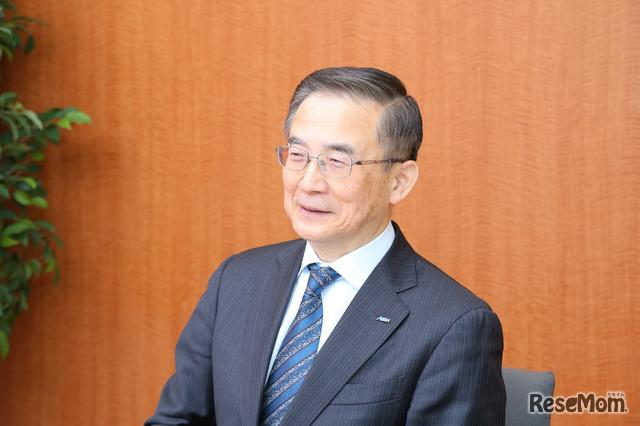 イーオン 代表取締役社長の三宅義和氏