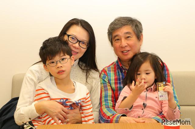 「3年生からロボットプログラミングやりたい」というマルヤマ ヒロシくんとご家族