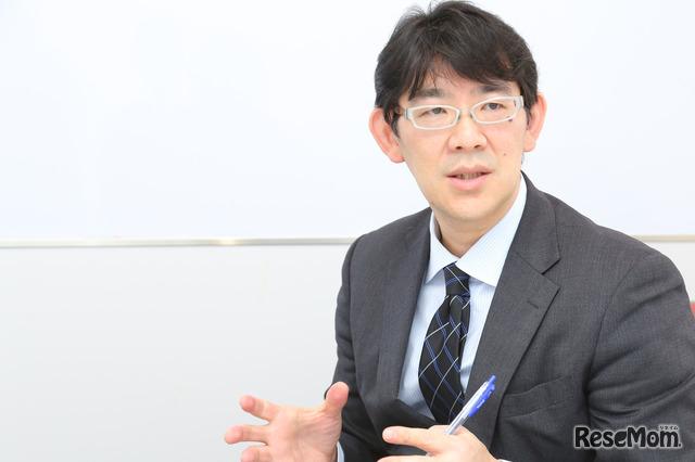 ベネッセ教育総合研究所 副所長の小泉和義氏