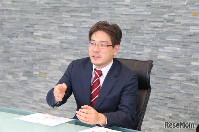 ジャストシステム ILS事業部 開発部の大島教雄氏