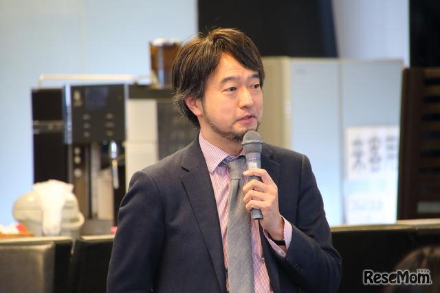 早稲田大学教授で脳科学者の枝川義邦氏