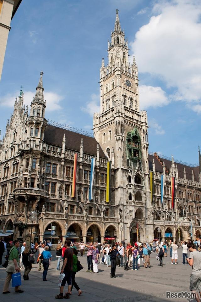 ミュンヘンには、ルードヴィヒ・マクシミリアン大学ミュンヘン(LMU Munich)やミュンヘン工科大学(Technical University of Munich)など、ドイツ屈指の大学がキャンパスを構える