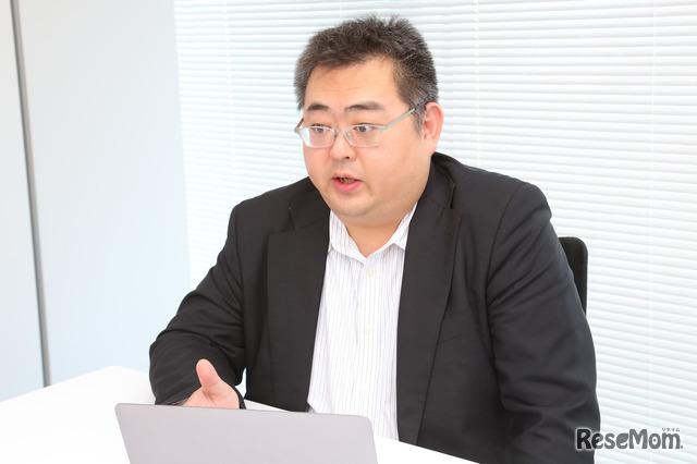 メディアオーパスプラス 取締役COOの圓林真吾氏