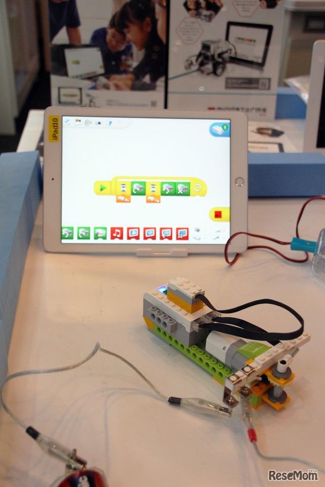 レゴ WeDo2.0+プログラミングスイッチ