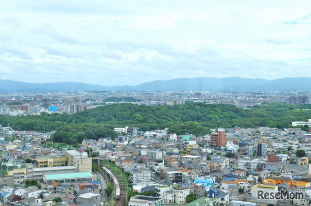 大阪府堺市 大仙陵古墳 全景 Photo By Saigen Jiro [CC0], from Wikimedia Commons