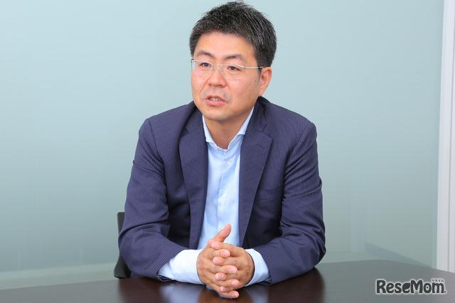 英俊社 代表取締役 久保博彦氏