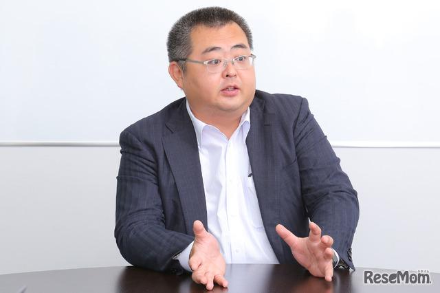 メディアオーパスプラス 取締役COO 圓林真吾氏